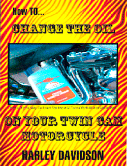 How to Change Motorcycle Oil, James Russell Publishing