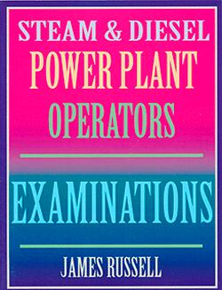 STEAM & DIESEL POWER, JAMES RUSSELL PUBLICATION